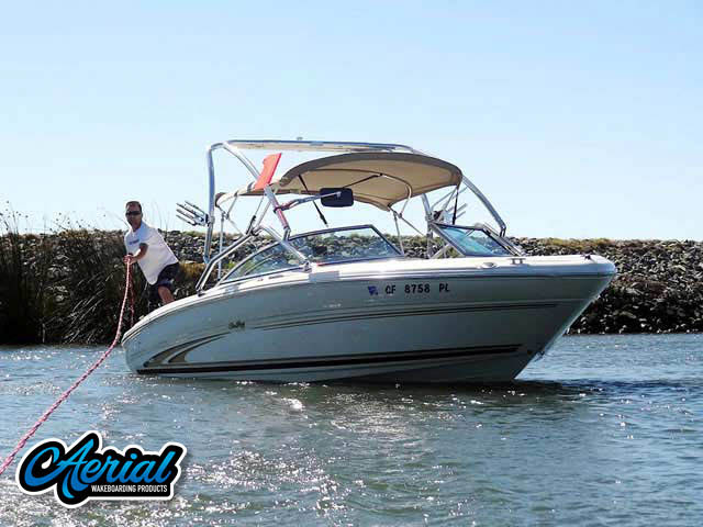 2001 SeaRay Bowrider Wakeboard Tower, speakers, racks, bimini