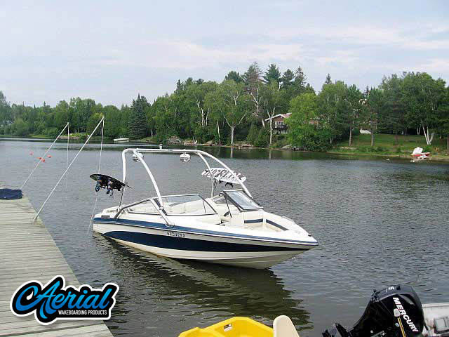 1996 Celebrity Wakeboard Tower, speakers, racks, bimini