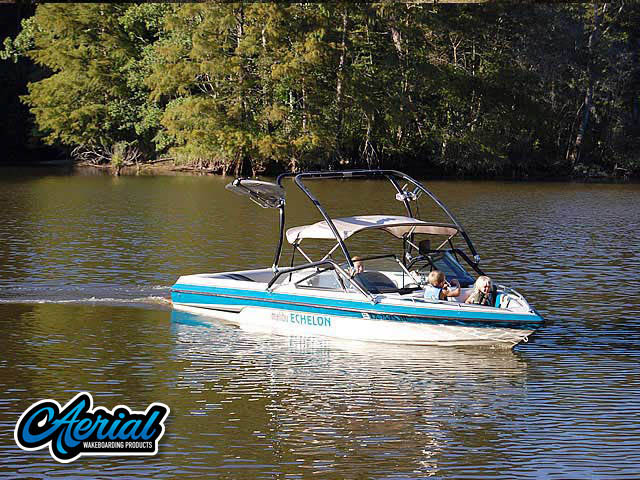 1995 Malibu Echelon Wakeboard Tower, speakers, racks, bimini