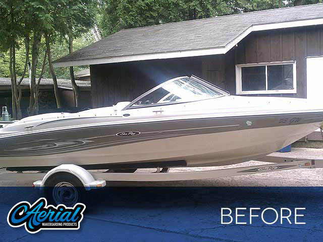 2005 Sea Ray 180  Wakeboard Tower, speakers, racks, bimini