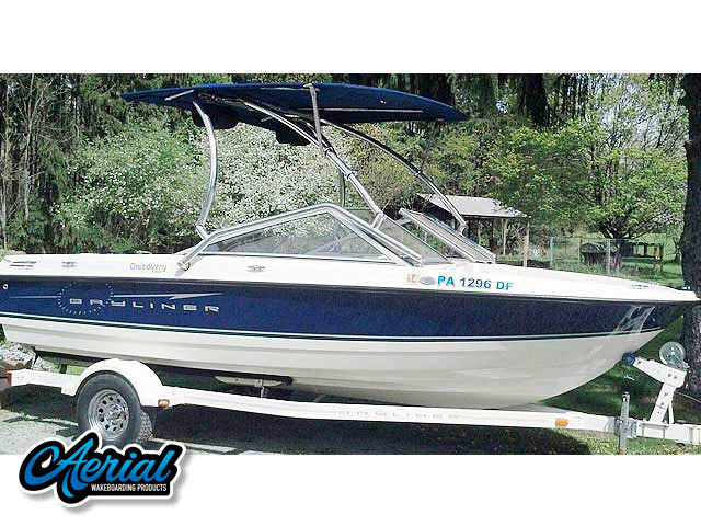 2009 Bayliner Discovery 195 Wakeboard Towers
