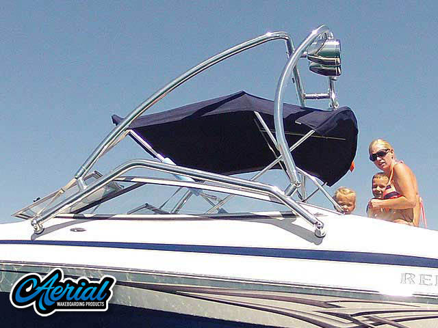 Airborne Tower Wakeboard Installed on 2008 Reinell 200LSE Boat