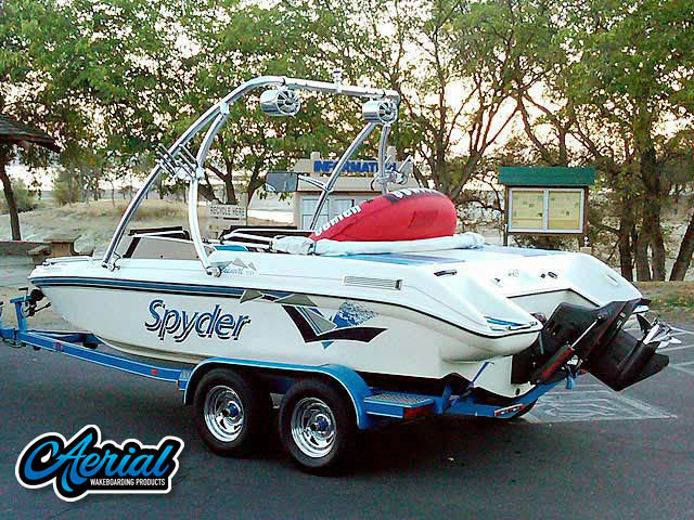 Wakeboard tower for 1993 Seaswirl Spyder 188 with Ascent Tower
