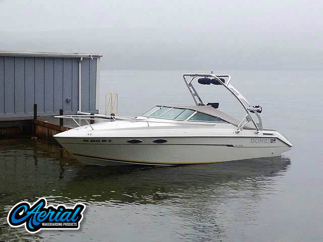 1990 Donzi GT230 refurb Wakeboard Tower, speakers, racks, bimini