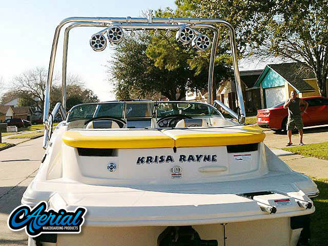 2007 Sea Ray 185 Sport Wakeboard Tower, speakers, racks, bimini