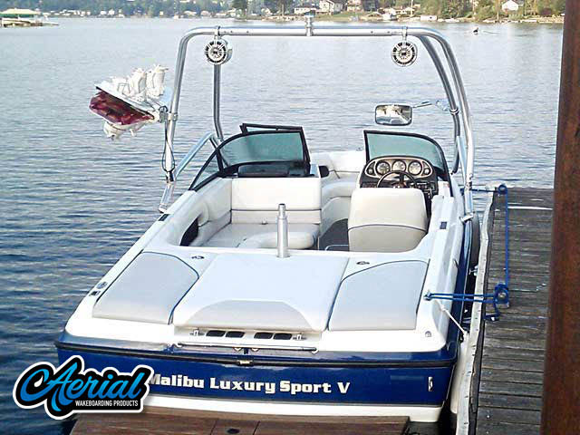 2001 Malibu Sunsetter VLX Wakeboard Towers