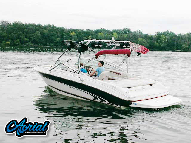 1998 Sea Ray  210BR Wakeboard Towers