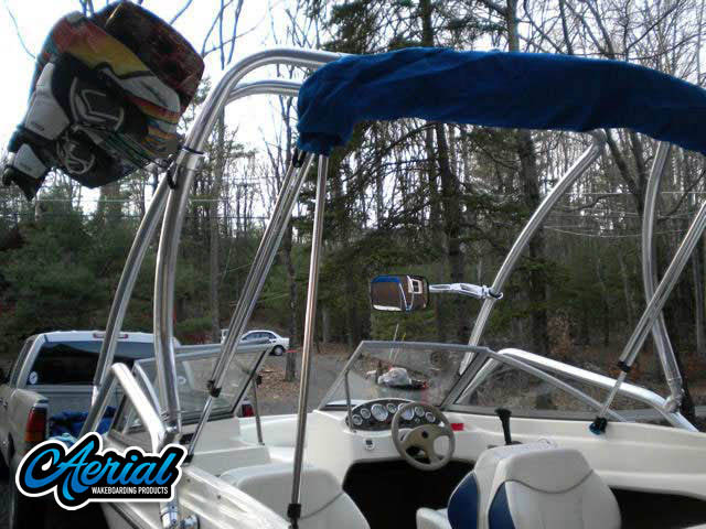 2004 Bayliner 175 Bowrider Wakeboard Towers