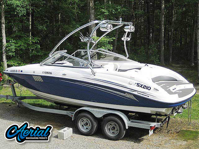 Wakeboard tower for 2006 Yamaha SX210 with Airborne Tower