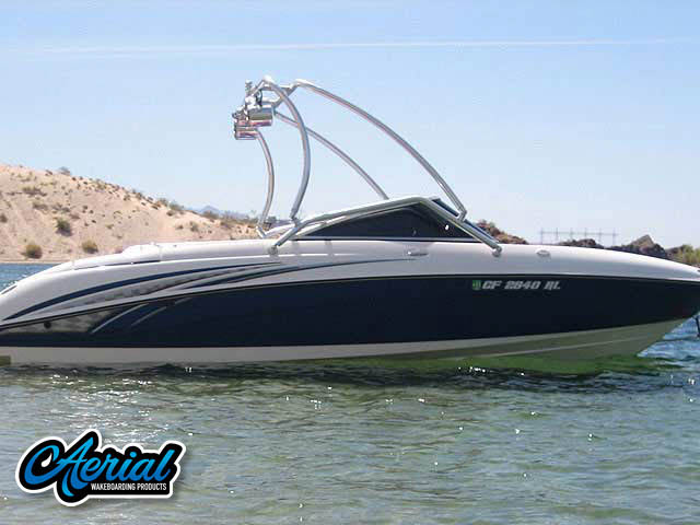 Yamaha SX 230 2006 Wakeboard Tower, speakers, racks, bimini