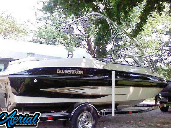 Glastron Gx 205 2004 Boat Wakeboard Tower By Aerial