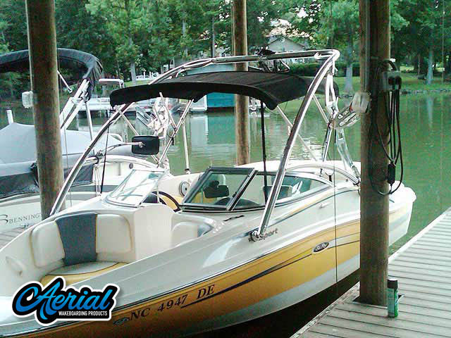 Wakeboard tower for 2006 Searay 185 Sport with Assault Tower