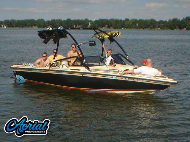 "Wakeboard tower for 1986 Supra Saltare 22'8"" with Airborne Tower"