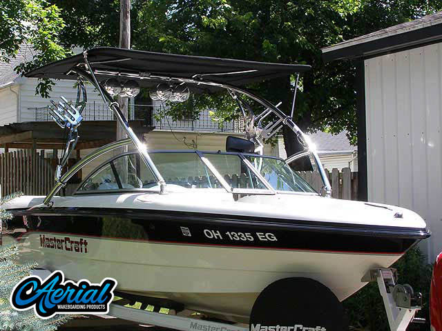 2000 MasterCraft Pro-Star 205 Wakeboard Towers
