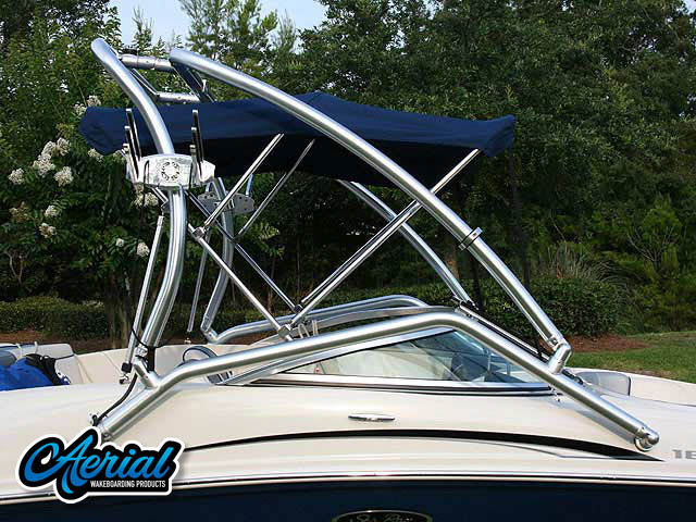 2008 Sea Ray 185 Sport Wakeboard Tower, speakers, racks, bimini