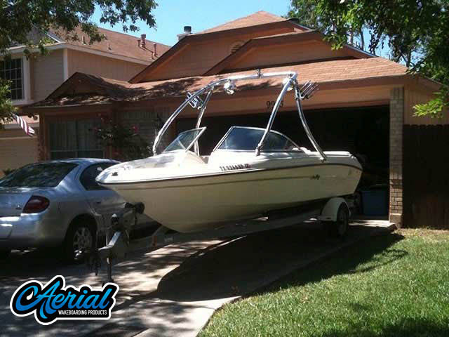 1997 Sea Ray 175 Wakeboard Towers