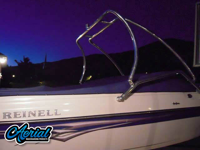 Wakeboard Towers Installed on Reinell/230 LSE/2006 Boats