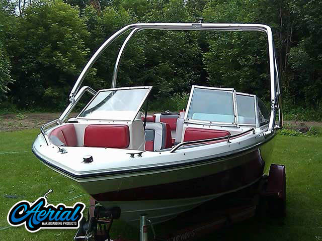 Wakeboard tower for 1990 Four Winns Freedom 170  with Airborne Tower