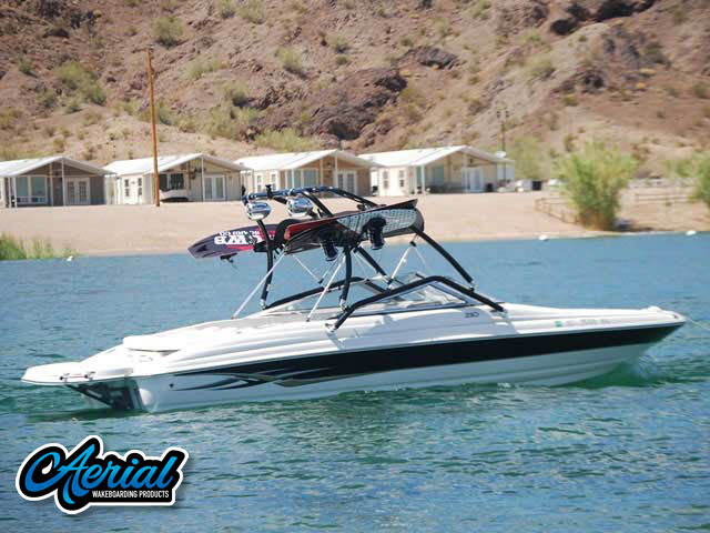 Wakeboard tower for 2006 seaswirl 210 with Airborne Tower
