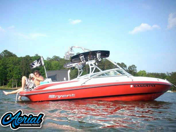 Wakeboard tower for 2009 Bryant 210 with Assault Tower