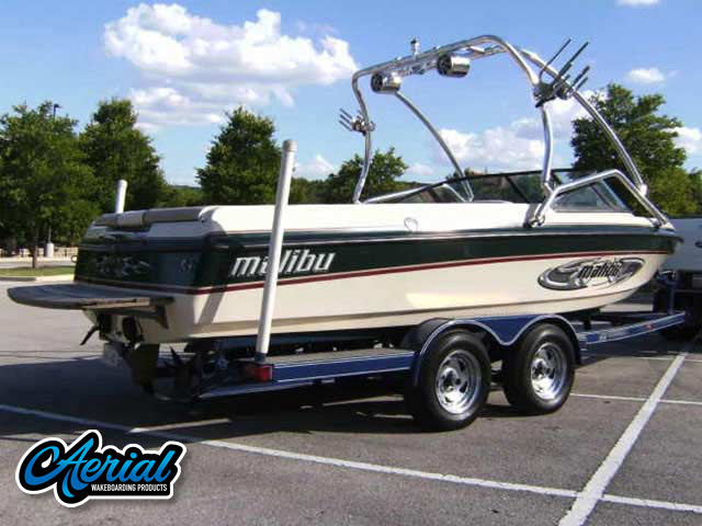 Wakeboard tower for 1998 Malibu Sunsetter VLX with Airborne Tower