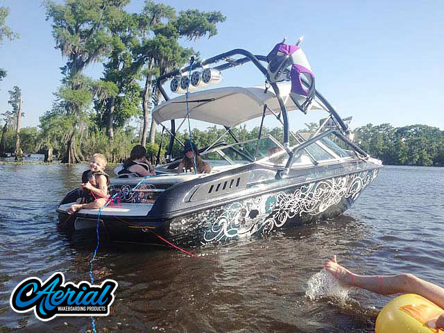 Wakeboard tower for 1994 Chaparral SL 180 Limited  with Airborne Tower