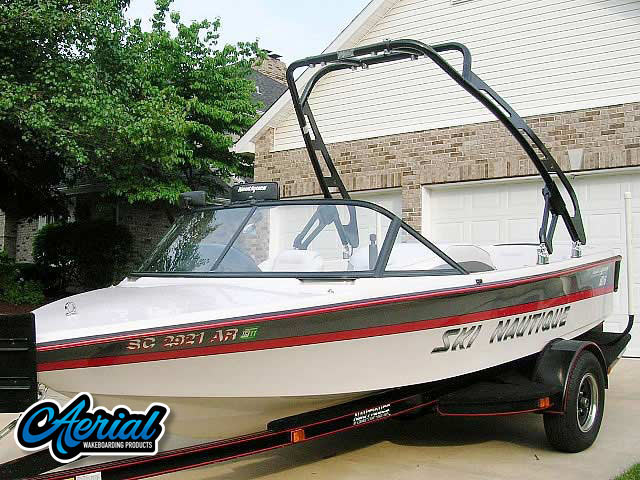 Wakeboard tower for 1995 Ski Nautique with FreeRide Tower