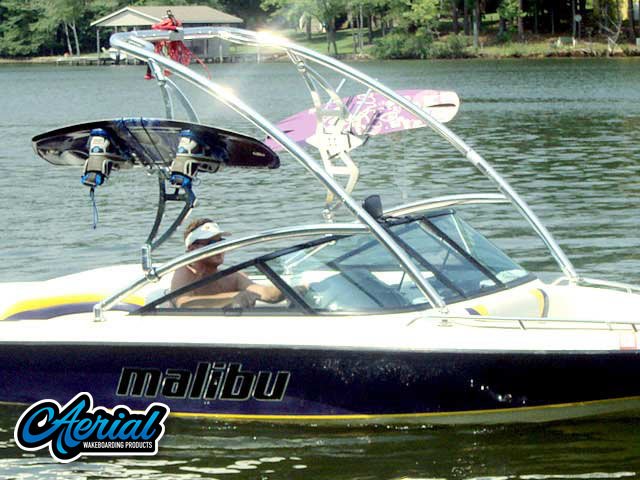 2003 Malibu Sportster Wakeboard Tower, speakers, racks, bimini