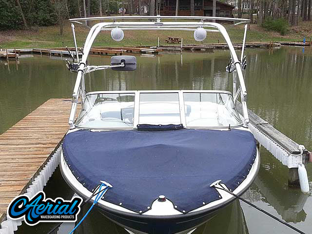 2005 Bayliner 205 Wakeboard Tower, speakers, racks, bimini