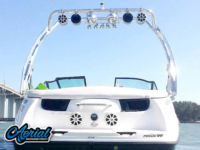 Seadoo Utopia 2002 Wakeboard Tower, speakers, racks, bimini