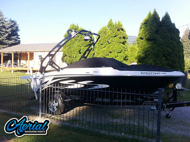 Wakeboard tower for 2010 Four Winns H180ss with FreeRide Tower