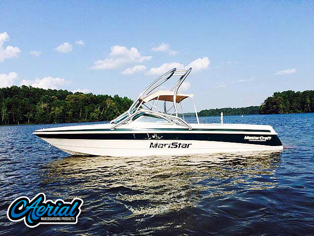 1999, MasterCraft Maristar 205 VRS Wakeboard Towers