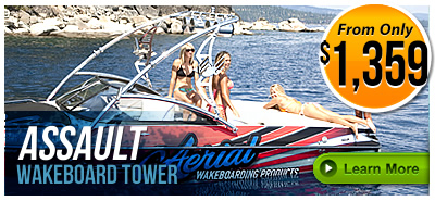Assault Wakeboard Towers