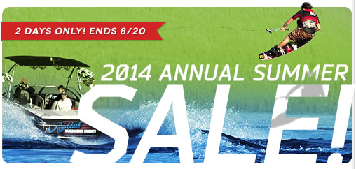 wakeboard tower sale summer 2014