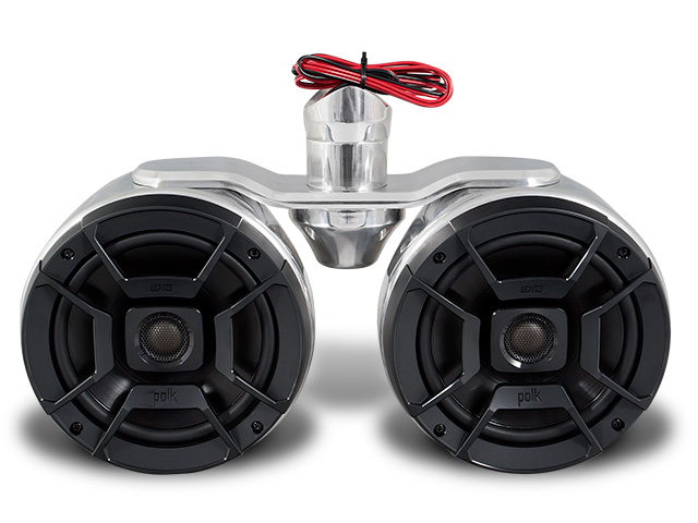 Thumbnail photo of speakers that fit a wakeboard tower