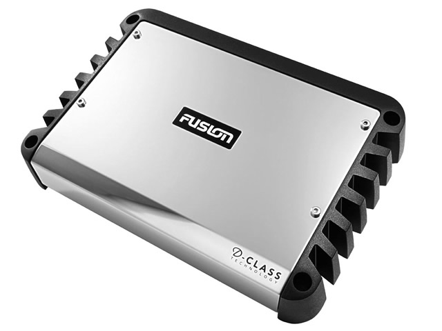 Fusion MS-DA51600 5 Channel Marine Amplifier for Boats - 1600 Watts