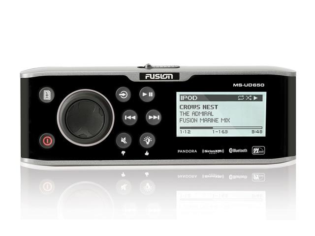 FUSION MS-IP600G TrueMarine Stereo