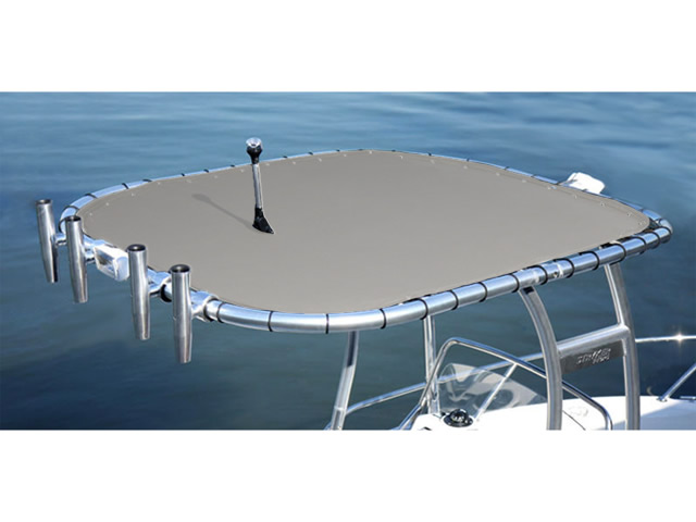 Boat T-Top Product Stryker Canopy for SG600 - Cadet Grey  sc 1 st  Stryker T-Tops & stryker sg600 ttop canopy grey