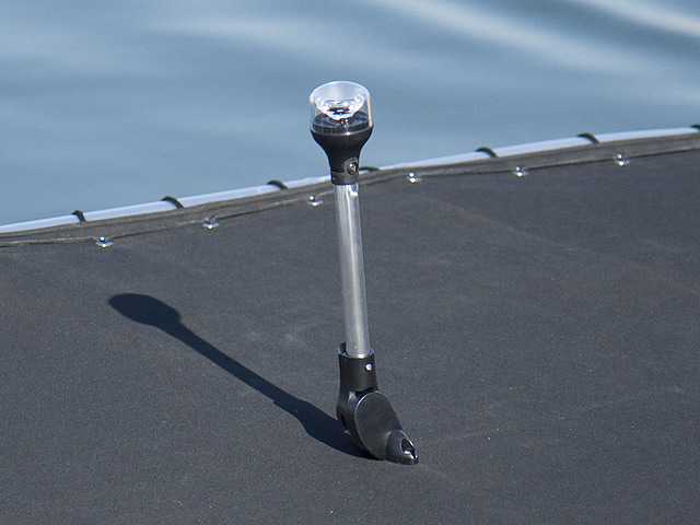 360 LED All-Round Light with Cam-Lock Base Wakeboard Tower