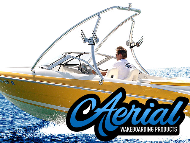 Buying the Aerial Ascent Wakeboard Tower - Polished Aluminum - (67-96 inch beam width) is very affordable and it installs easily on any boat