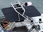 Aerial Freeride Wakeboard Tower Bimini - Stainless Steel (1 of 2) for Wakeboard Tower