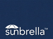 Sunbrella Captain Navy Aerial Bimini Canvas for FreeRide Wakeboard Tower Bimini - 6030 for Wakeboard Tower