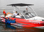 Eclipse Wakeboard Tower Bimini Frame (included with Eclipse bimini only) (1 of 2) for Boats