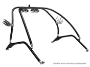 Aerial Airborne 2.0 Wakeboard Tower - Black Powder Coated for Wakeboard Tower