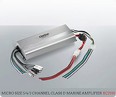 5 channel marine amp