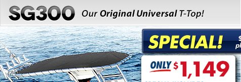 October 2014 boat t top sale