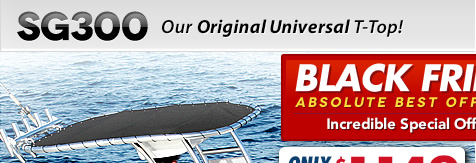 October 2014 boat t top sale