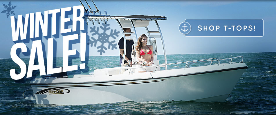 Stryker T Tops Universal Fishing T Tops For Center