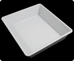Cooler basket tray