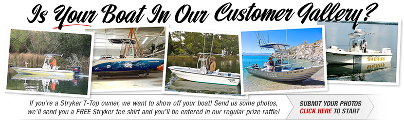 add your boat to our gallery